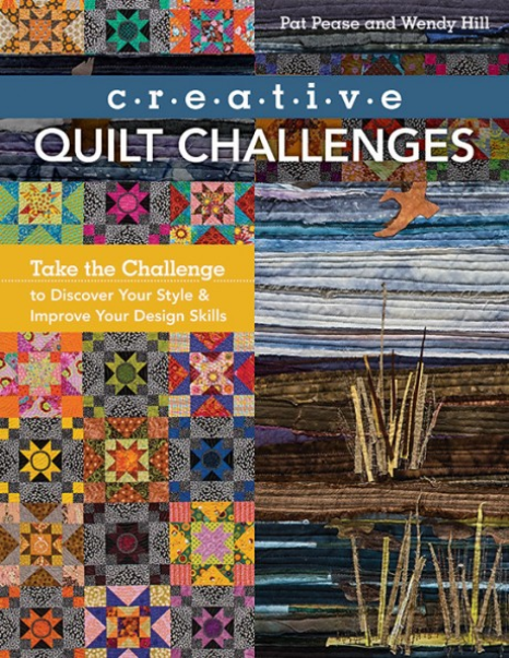 Creative Quilt Challenges Book and Blog Tour