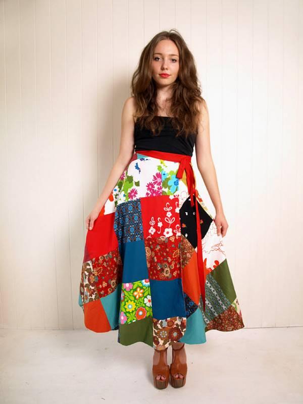 Make a patchwork skirt u2013 Quilting