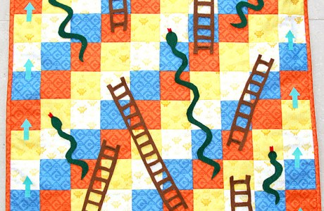 Tutorial: Snakes and Ladders Playmat