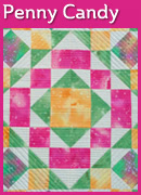 Penny Candy Mini Quilt