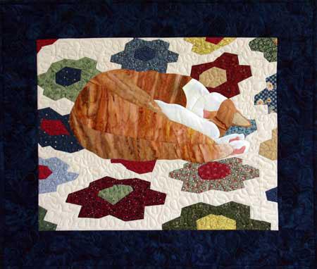 Jasper Flower Garden Quilt
