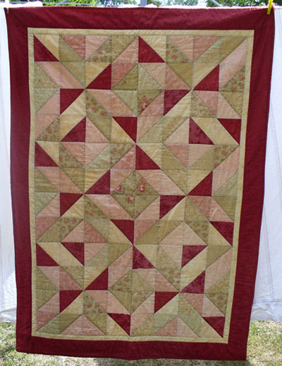 Amy Williams Quilt