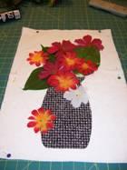 Silk Flower Quilt