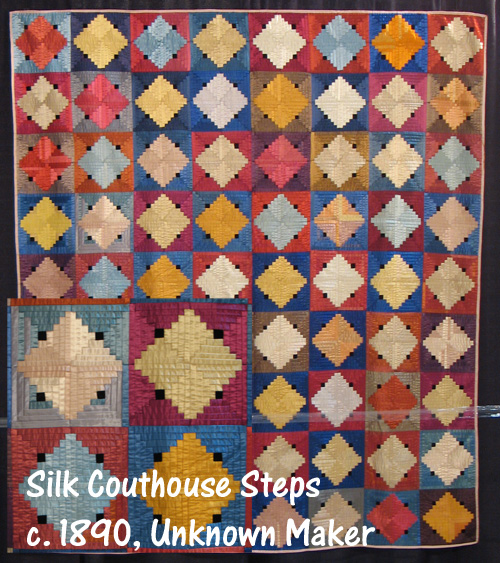 silk courthouse steps