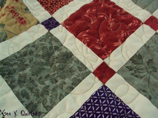 vintage-garden quilt