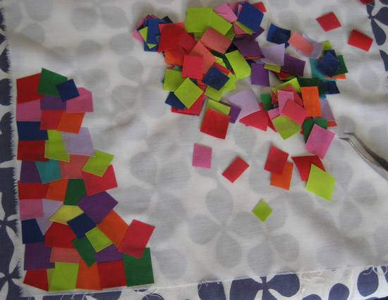mosaic fabric - getting-started