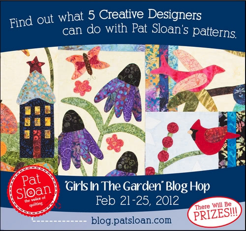 Girls in the Garden Blog Hop