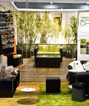 zen chic booth
