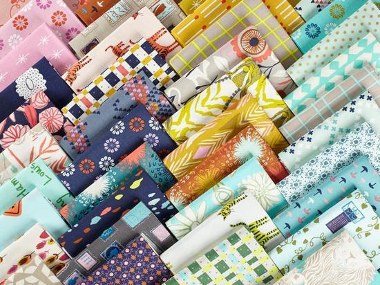 Cotton Steel Fabrics