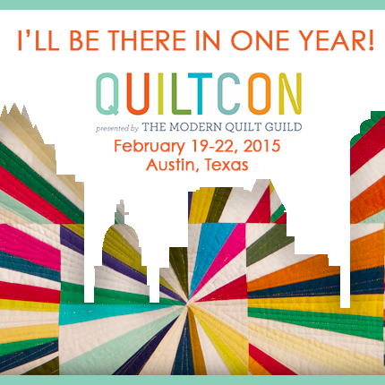 Quiltcon 2015.