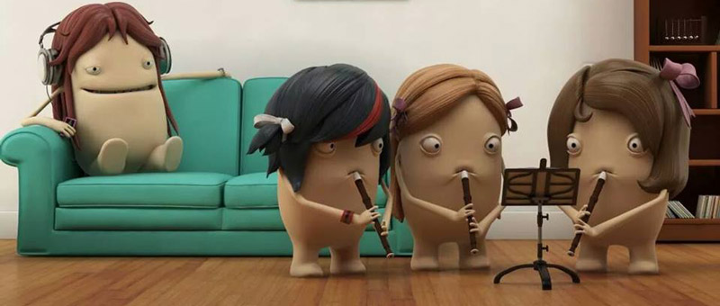Flauta-Brinquedo