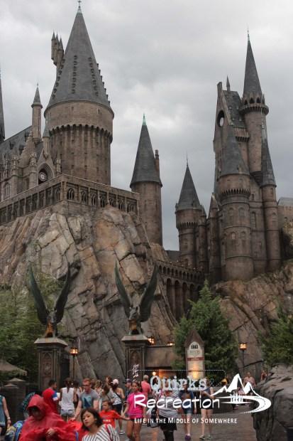 Hogwarts - Islands of Adventure, Universal Orlando