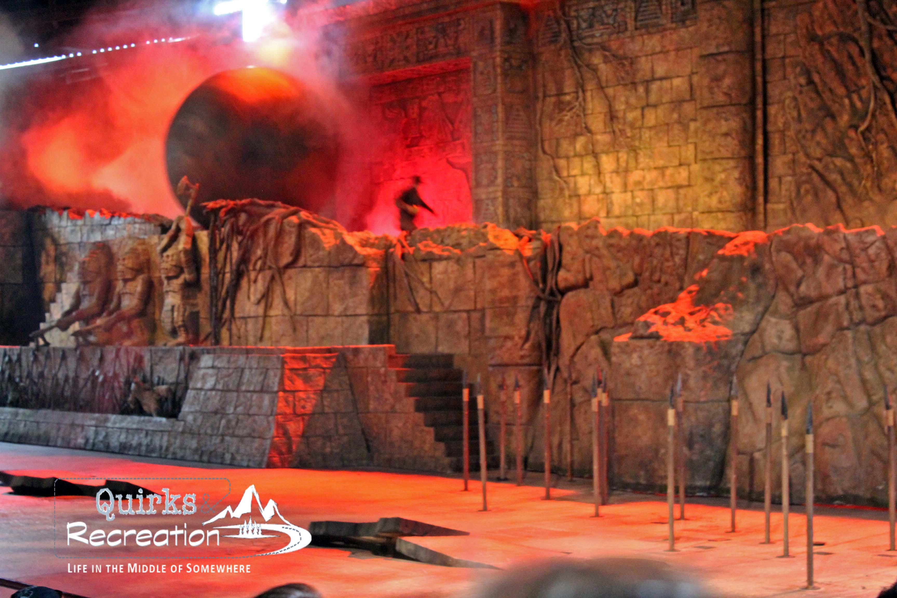 Indiana jones epic stunt spectacular at hollywood studios walt