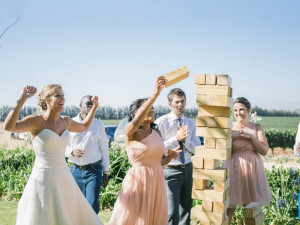 Quirky Parties Lawn Games Giant Jenga