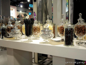Candy buffet: Topshop V&A media launch