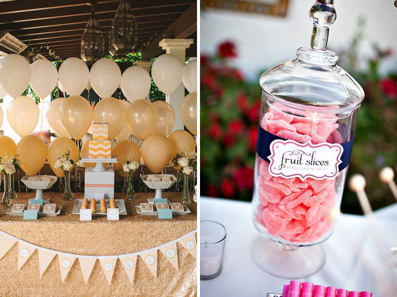 Quirkyparties - Art of Candy Buffet | Contrast