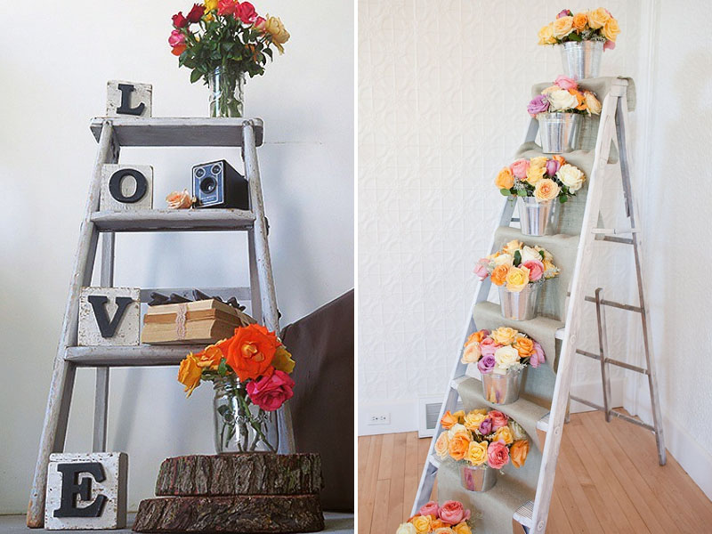 Quirky Parties Ladder General Decor