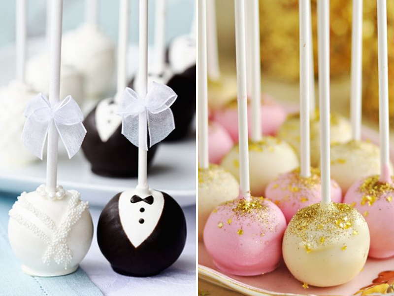 Quirky Parties - Cake Alternative, Cake Pops
