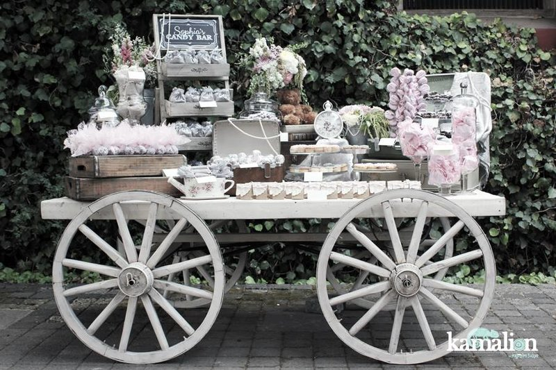 Candy Bar Wagon - Quirky Parties