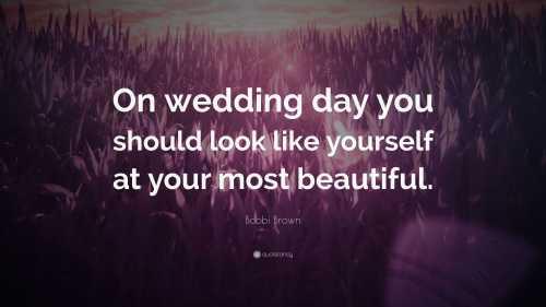 Medium Of Wedding Day Quotes
