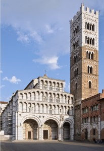 Cathedral of San Martino, Lucca