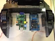 Electronics Mounting Board 008