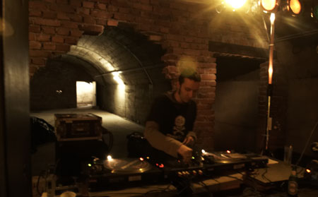 Electrosacher Cakebeat Collective from Triest