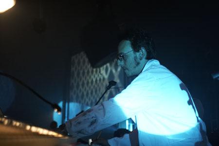 Christian Vogel at the DOM