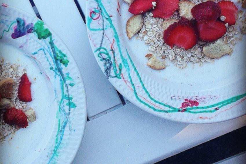 Jordbær og koldskål