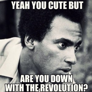 #revolutionarybae