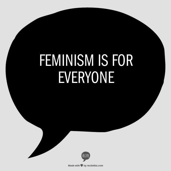 I'm Not A Feminist.