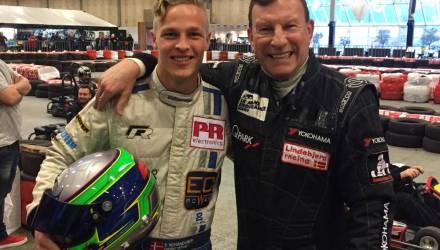 Frederik Schandorff og Thorkild Thyrring Dansk Motorsports Award 2016
