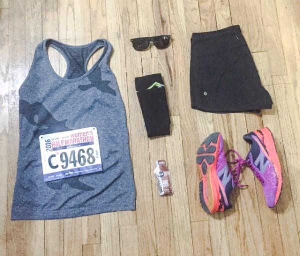 More Shape Half Marathon 2016