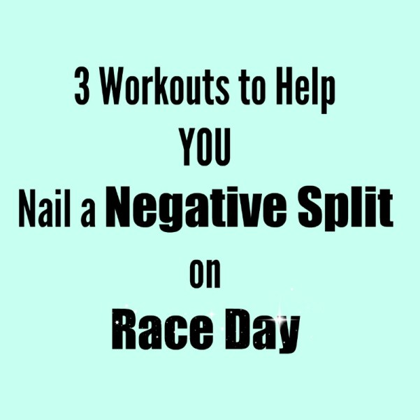 negative-split