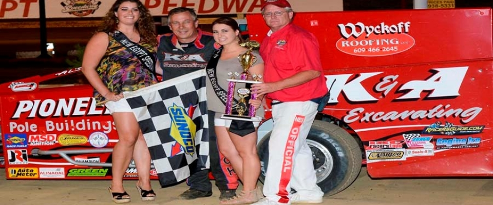 Pauch wins at NES