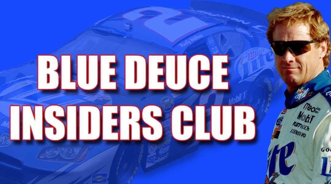 Blue Deuce Insiders Club