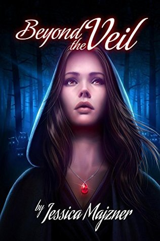 book cover of beyond the veil by jessica majzner