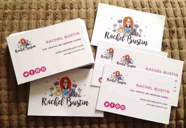 Business cards printed by Colour Graphics