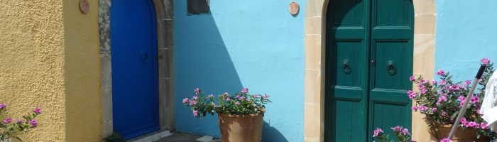 "Arolithos ""Traditional Cretan Village"""