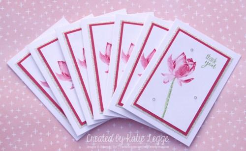 Medium Of Easy Note Cards