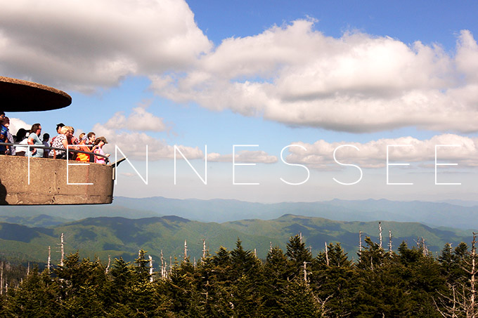 Tennessee: Great Smoky Mountains