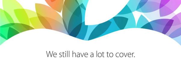 WE STILL HAVE A LOT TO COVER APPLE EVENT SHOWMETECH