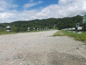 Damm bei Chiang Khong