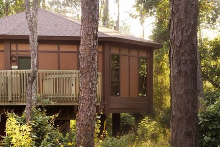 141 treehouse villas