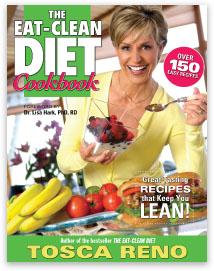 The eat clean diet cookbook