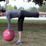 UGI Single Leg deadlift | Radiance Wellness by Shari Feuz