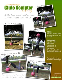 7-minute glute sculpter with UGI