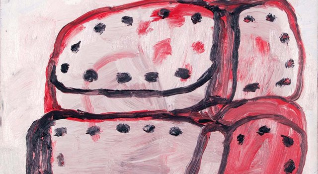 Guston-shoes