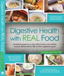 """My book DHwRF, commonly referred to as the """"digestion bible"""" ;)"""
