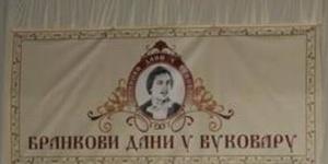 U nedelju počinju Brankovi dani u Vukovaru